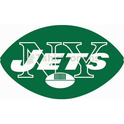 New York Jets T-shirts Iron On Transfers N646