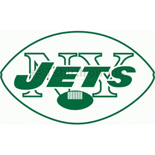 New York Jets T-shirts Iron On Transfers N647