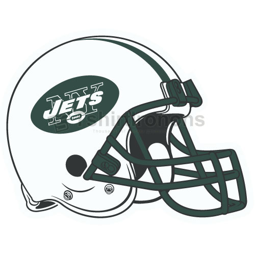 New York Jets T-shirts Iron On Transfers N650