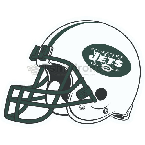 New York Jets T-shirts Iron On Transfers N651