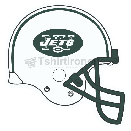 New York Jets T-shirts Iron On Transfers N652