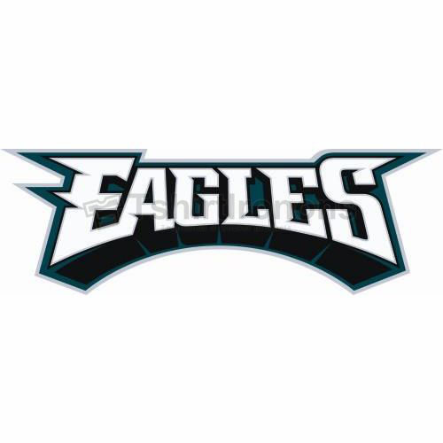 Philadelphia Eagles T-shirts Iron On Transfers N671
