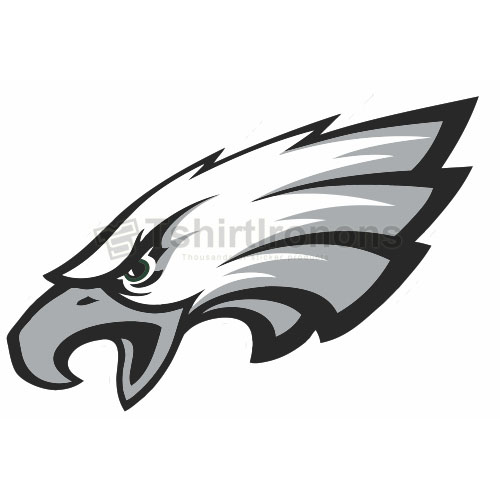Philadelphia Eagles T-shirts Iron On Transfers N672