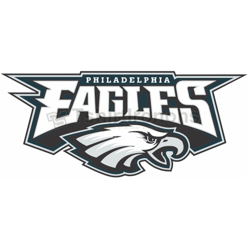 Philadelphia Eagles T-shirts Iron On Transfers N673
