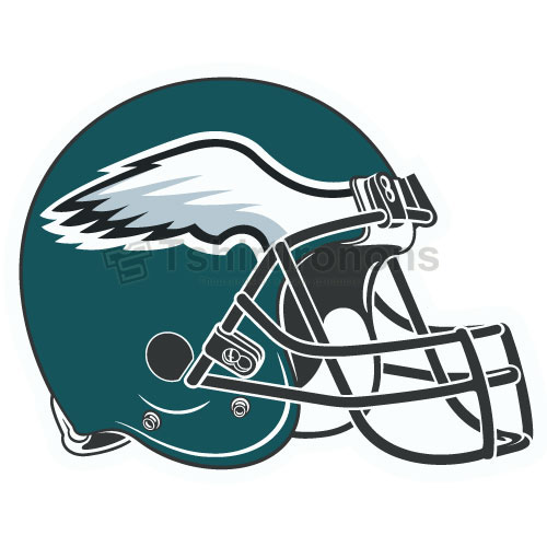 Philadelphia Eagles T-shirts Iron On Transfers N677