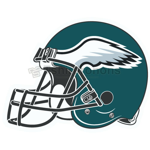 Philadelphia Eagles T-shirts Iron On Transfers N678