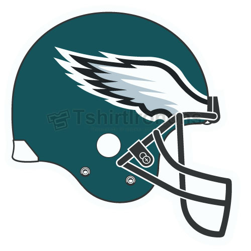 Philadelphia Eagles T-shirts Iron On Transfers N679