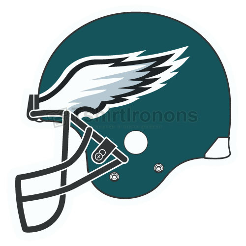 Philadelphia Eagles T-shirts Iron On Transfers N680