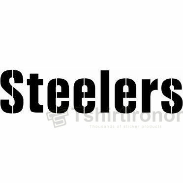 Pittsburgh Steelers T-shirts Iron On Transfers N682