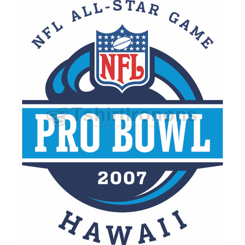 Pro Bowl T-shirts Iron On Transfers N690