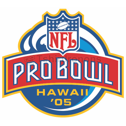 Pro Bowl T-shirts Iron On Transfers N691