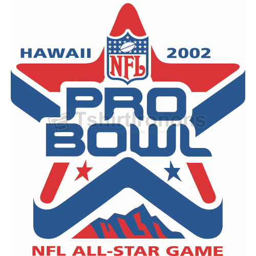 Pro Bowl T-shirts Iron On Transfers N693