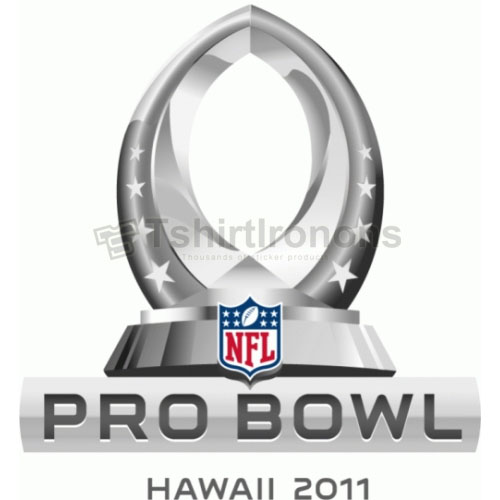 Pro Bowl T-shirts Iron On Transfers N694