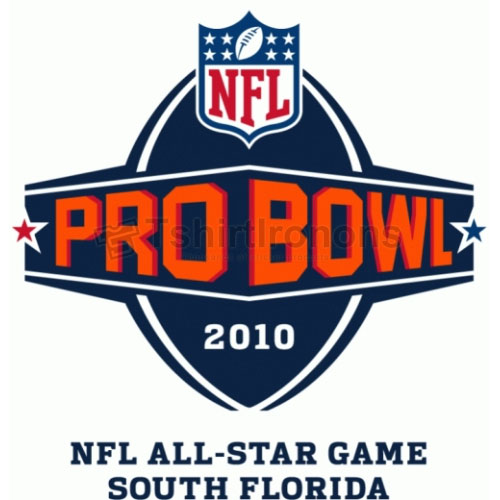 Pro Bowl T-shirts Iron On Transfers N695