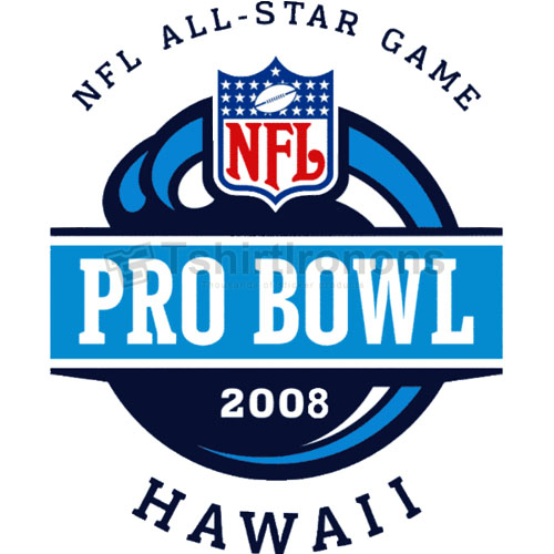Pro Bowl T-shirts Iron On Transfers N696