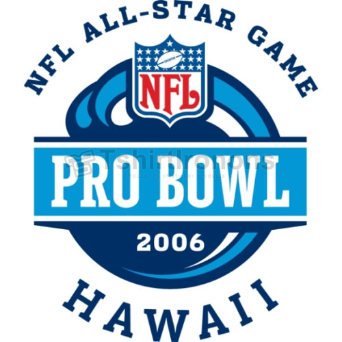 Pro Bowl T-shirts Iron On Transfers N697