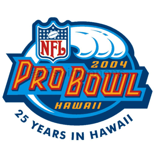 Pro Bowl T-shirts Iron On Transfers N698