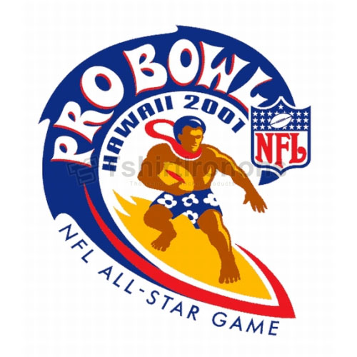 Pro Bowl T-shirts Iron On Transfers N699