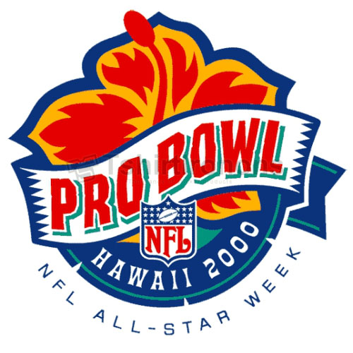 Pro Bowl T-shirts Iron On Transfers N700
