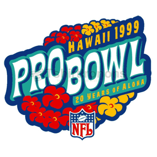 Pro Bowl T-shirts Iron On Transfers N701