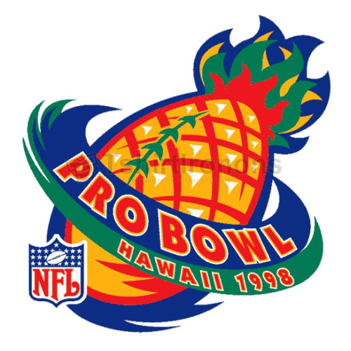 Pro Bowl T-shirts Iron On Transfers N702
