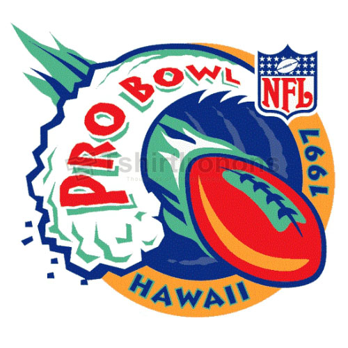 Pro Bowl T-shirts Iron On Transfers N703