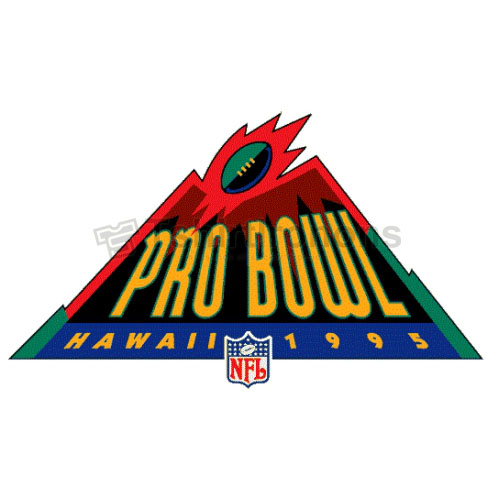 Pro Bowl T-shirts Iron On Transfers N705