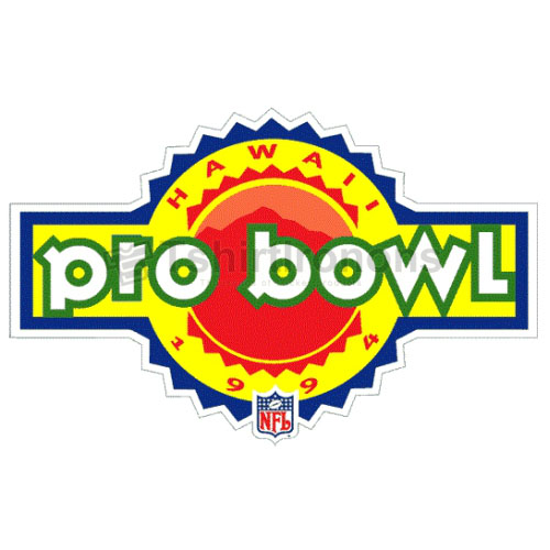 Pro Bowl T-shirts Iron On Transfers N706