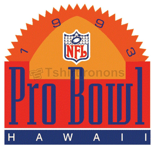 Pro Bowl T-shirts Iron On Transfers N707