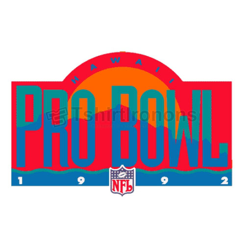 Pro Bowl T-shirts Iron On Transfers N708