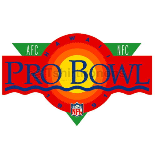 Pro Bowl T-shirts Iron On Transfers N709