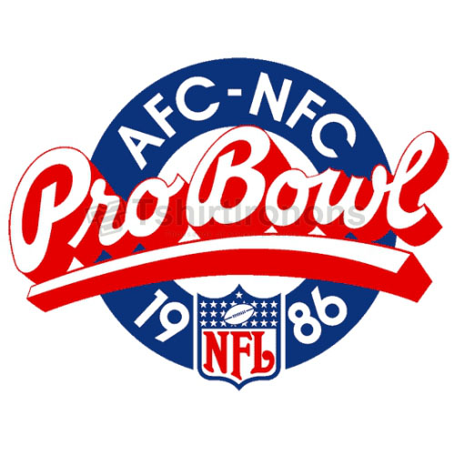 Pro Bowl T-shirts Iron On Transfers N714