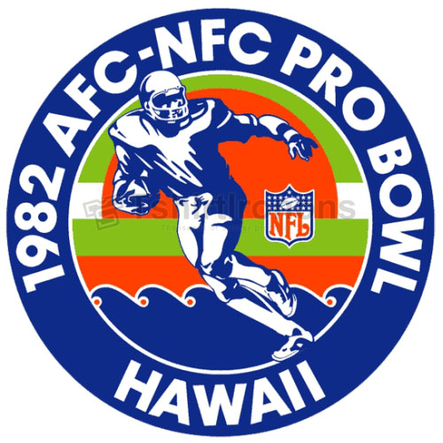 Pro Bowl T-shirts Iron On Transfers N718