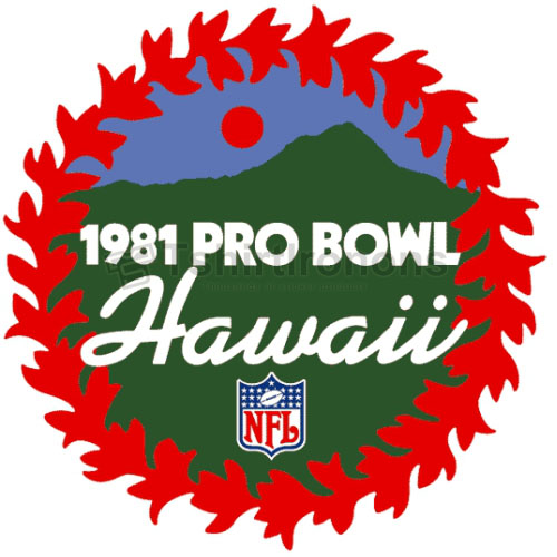 Pro Bowl T-shirts Iron On Transfers N719