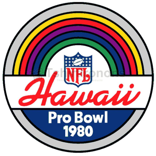 Pro Bowl T-shirts Iron On Transfers N720
