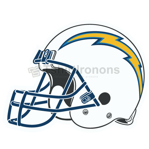 San Diego Chargers T-shirts Iron On Transfers N740
