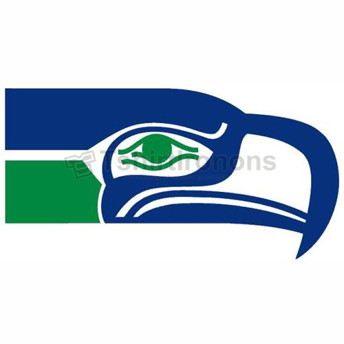 Seattle Seahawks T-shirts Iron On Transfers N754