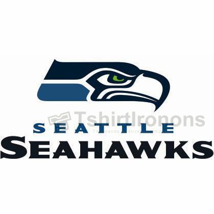 Seattle Seahawks T-shirts Iron On Transfers N755