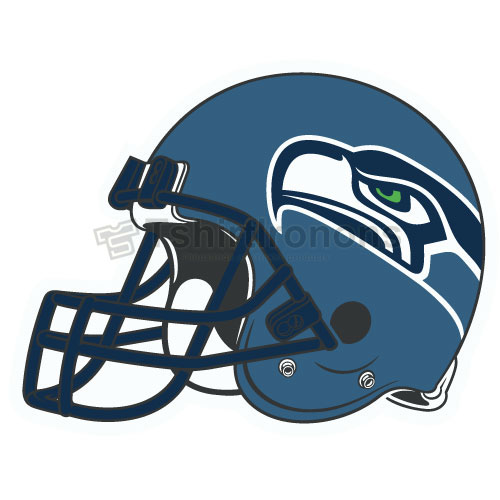 Seattle Seahawks T-shirts Iron On Transfers N758