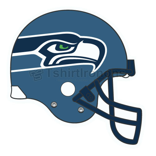 Seattle Seahawks T-shirts Iron On Transfers N759