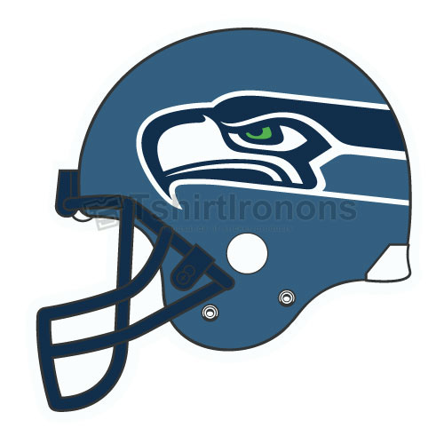 Seattle Seahawks T-shirts Iron On Transfers N760