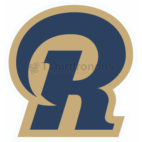 St. Louis Rams T-shirts Iron On Transfers N766