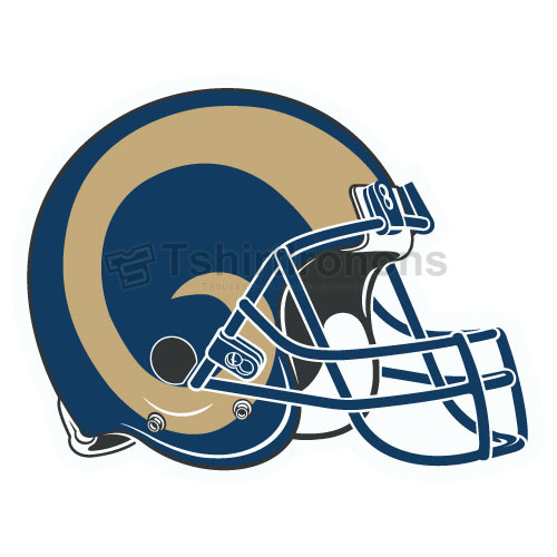 St. Louis Rams T-shirts Iron On Transfers N770
