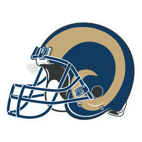 St. Louis Rams T-shirts Iron On Transfers N771