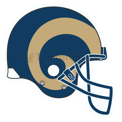 St. Louis Rams T-shirts Iron On Transfers N772