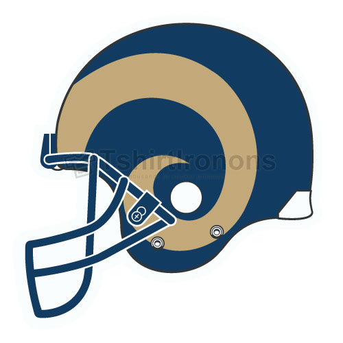 St. Louis Rams T-shirts Iron On Transfers N773
