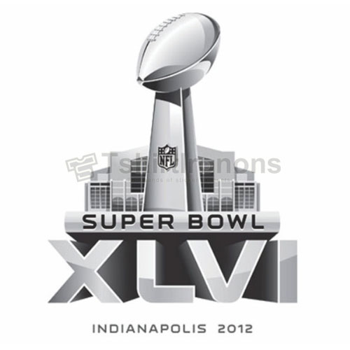 Super Bowl T-shirts Iron On Transfers N774