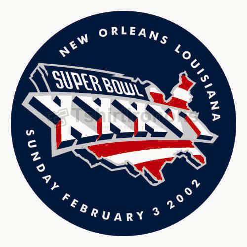 Super Bowl T-shirts Iron On Transfers N776
