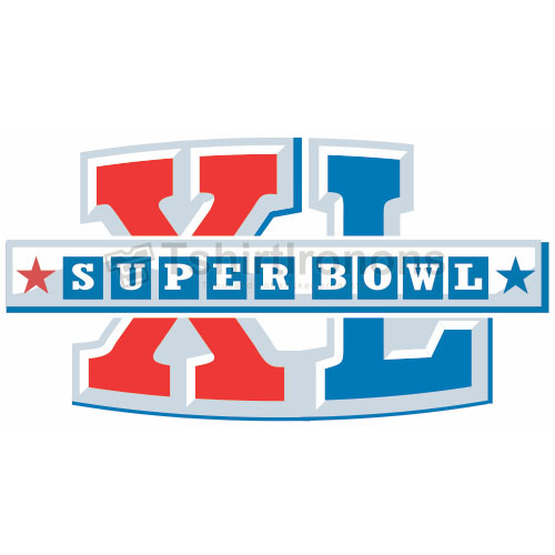 Super Bowl T-shirts Iron On Transfers N782
