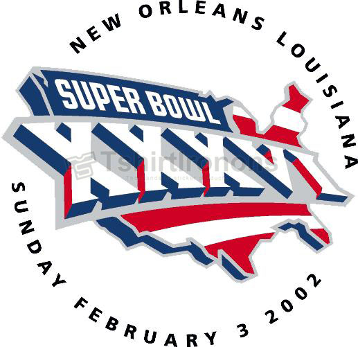 Super Bowl T-shirts Iron On Transfers N786
